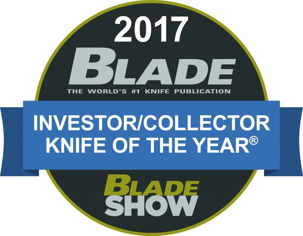 BLADE Investor:collector Knife of the year